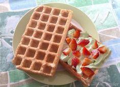 smacznie, fit i zdrowo Baking, Breakfast, Food, Waffles, Morning Coffee, Bakken, Essen, Meals, Backen
