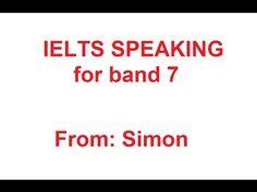 Simon-ielts: IELTS Speaking band 7 tips - Lời khuyên cho ietls speaking ...