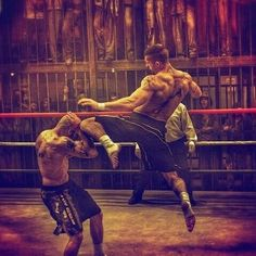 Martial Geek — Scott Adkins as Yuri Boyka Muay Thai Martial Arts, Martial Arts Workout, Mixed Martial Arts, Scott Adkins, Lair Ribeiro, Action Movie Stars, Ufc Fighters, Human Poses, Martial Artists