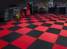 1000 Images About Garage Floor Tiles On Pinterest