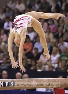 Gymnastics really is the most beautiful sport on the planet!