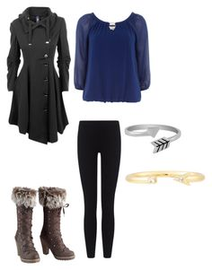 """""""Untitled #65"""" by zuidyjg ❤ liked on Polyvore featuring HIGH, Joe Browns, James Perse, Billie & Blossom, Jewel Exclusive and Gorjana"""