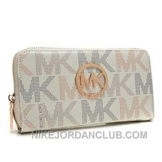 http://www.nikejordanclub.com/michael-kors-logo-large-white-wallets-christmas-deals-cwet6.html MICHAEL KORS LOGO LARGE WHITE WALLETS CHRISTMAS DEALS CWET6 Only $34.00 , Free Shipping!