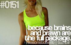 Reasons...