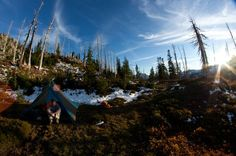 This was one of the winners from our last year's NW Exposure Photo Contest. Submit your own outdoor photography to the contest before Oct. 14, 2012.     About the photo: Taken by Dennis Lussier on Oct 17, 2011 on Pacific Crest Trail (PCT) Section J - Snoqualmie Pass to Stevens Pass - East in the Snoqualmie Pass region of Snoqualmie Pass.    #photography #contest #hiking