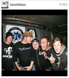 Ketch Krew