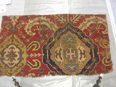 Fragment Date: 17th century-18th century (made) Place: Caucasus Length: 71 cm, Width: 123 cm Museum number: T.78-1964