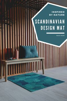 Scandinavian design floor mat made from recycled materials eco friendly products for sustainable living by Heymat. Machine washable and quick dry. Durable and suitable for high traffic. Order now!  #scandinaviandesign #homedecor #entrywaydecor Machine Washable Rugs, Scandinavian Interior Design, Indoor Outdoor Rugs, Sustainable Living, Floor Mats, Recycled Materials, Entryway Decor, Quick Dry, Sustainability