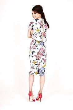 Emilie Pencil Skirt & Kiera Jacket. #Boden #SS15