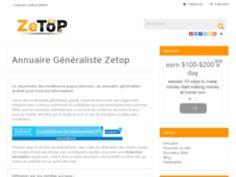 Annuaire gratuit Zetop