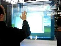 Glass Touch Screen