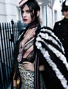 Alexa Chung Revs Her Fashion Engine By Mario Testino For Vogue UK June 2017 — Anne of Carversville http://www.anneofcarversville.com/style-photos/2017/5/12/alexa-chung-revs-her-fashion-engine-by-mario-testino-for-vogue-uk-june-2017
