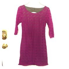 Free People Lace Dress Perfect can be work with leggings or without for a more nightlife look Free People Dresses Mini