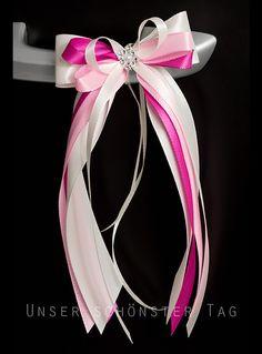 Wedding Car Decorations, Wedding Ideas, Bows, Etsy, Wedding Coral, Beautiful, Mother's Day, Cars, Boyfriends