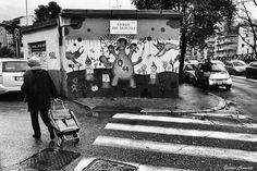 https://flic.kr/p/CRWP39   M.U.R.O   M.U.Ro. - Museo Urban di Roma è il primo museo di Urban Art a Roma ed è il primo progetto di museo completamente integrato nel tessuto sociale, come la forma d'arte di cui si occupa: la Street Art.
