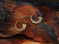 Feather  ear jewelry