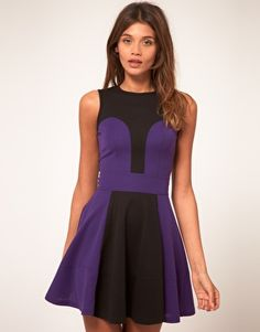 I also like this, but I think this iteration of colour blocking  may be too trendy