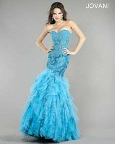 Jovani 6513 ~ Available during our Jovani trunk show in January