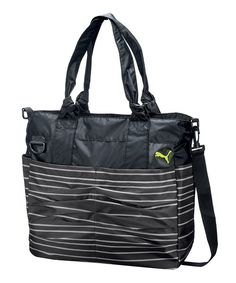 Take a look at the Black Studio Tote Bag on  zulily today! Sporty Chic 1fdf916294824