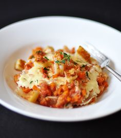 Prawn and Crab Lasagna
