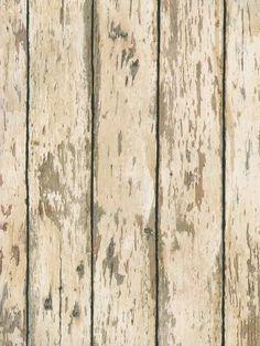 Neutral Faux Weathered Wood Brewster Easy Walls Wallpaper FFR13282 KBE13282