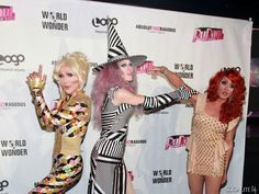 Sharon Needles Attends The 'RuPaul's Drag Race' Season 4 Finale Viewing Party