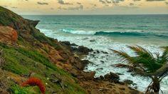 Playa, Detrás de Plaza del Atlantico, Arecibo PR