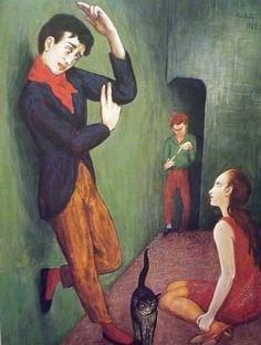 Nils Dardel (1888 - 1943)