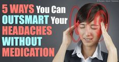 Headaches are incredibly common, but you don't have to rely on pain medication; many natural options exist to effectively treat and even prevent headaches. http://articles.mercola.com/sites/articles/archive/2015/12/24/treating-headaches.aspx