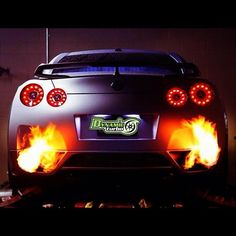 Washington Nationals King Felix Matte Silver GTR ripping the Dyno while putting a show.