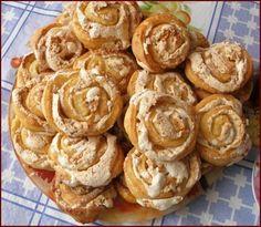 """Творожные печенья: """"Поцелуйчики"""" и """"Розочки"""""""