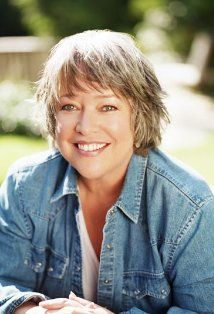 Kathy Bates... I absolutely love her, not your typical star but beautiful and brave nonetheless.