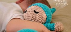Sleepyhead free pattern amigurumi crochet patrón gratis