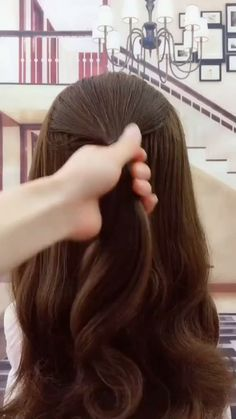hairstyles for long hair videos Hairstyles Tutorials Compilation 2019 Part 101 hairstyles for long h Hairstyles For School, Girl Hairstyles, Braided Hairstyles, Hairstyles Videos, Wedding Hairstyles, Hair Upstyles, Long Hair Video, Hair Videos, Hair Day