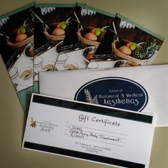 School of Botanical & Medical Aesthetics has donated two certificates for an hour of detoxifying body treatment to the #bbb16 silent auction! I can just feel the relaxation now!