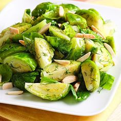 When you brown butter, as in this recipe, the flavor intensifies so adding just a little to Brussels sprouts still makes a big impact.
