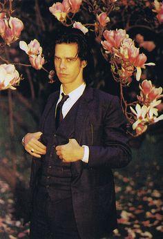 Nick Cave, 1990.