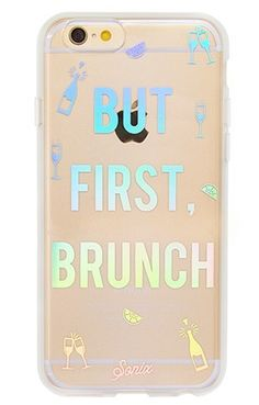 But First, Brunch iPhone 6/6s Case
