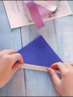 DIY Project - Useful & Origami Tips For Kid Toys projects crafts crafts crafts crafts Diy Origami, Useful Origami, Origami Paper, Origami Duck, Heart Origami, Origami Flower, Origami Butterfly, Origami Candle, Paper Paper