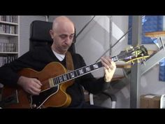 Autumn in New York - Alessio Menconi solo guitar