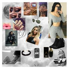 """Kylie 20"" by nikoleta-nicky-malik ❤ liked on Polyvore featuring Giuseppe Zanotti, Elizabeth and James and Casetify"