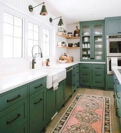 Do not worry because there are so many things you can do to create a eco green kitchen with friendly features for the environment.