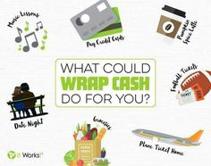 Could you use a little extra 💵 to pay off bills, student loans, car payment or to simply treat your family to dinner at a restaurant? We love changing lives and it starts with saying 'YES' to the adventure! Until Tuesday at 11:59pm CT, get an extra FREE box of wraps in your Business Builder's Kit. What would you do with your wrap cash? #WelchWraps #WrapCash #Lifestyle #DoWerk