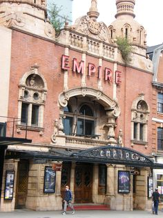Hackney Empire Theater Photo by Marielle Beemer Old London, East London, London Theatre, Uk Homes, London Life, London Calling, My Heritage, Countryside, Empire