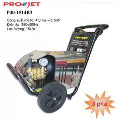 """Máy rửa xe – tagged """"may-rua-xe-projet-5-5kw-160bar"""" – Máy ra vào lốp - bàn nâng xe máy - máy rửa xe - máy nén khí"""