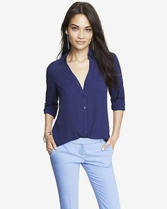 original fit convertible sleeve portofino shirt