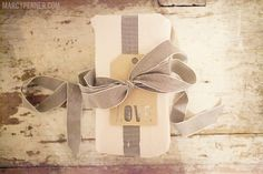 beautiful wrapping by Marcy Penner