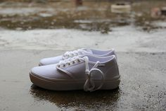 8d5bfef55f Vans small white shoes official 1  1 Yang Mi with the paragraph 35--