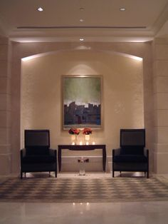 Four Seasons, Amman Hotel Lighting by Lighting Design International.