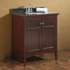 Ove Decors Valega 36-in. Single Bathroom Vanity | from hayneedle.com